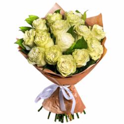 """Букет """"Белые розы"""""""